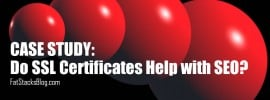 Do SSL Certificate HTTPS Websites Help with SEO and Search Rankings