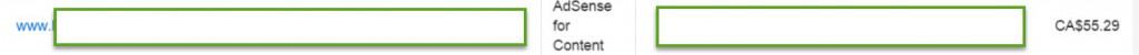 Adsense Earnings Day 1 from 1 Blog Post