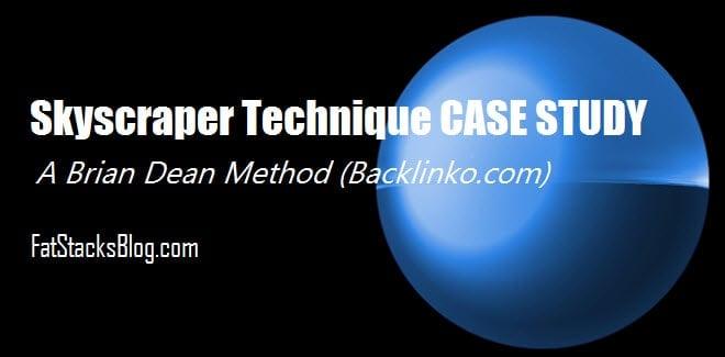 Skyscraper Technique Review and Case Study