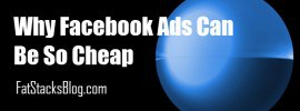 Why Facebook Newsfeed Ads Cost Less than Reported and Can Be So Cheap
