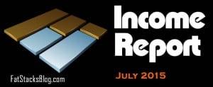 Income Report July 2015: $21,706 (2 Niche Sites)
