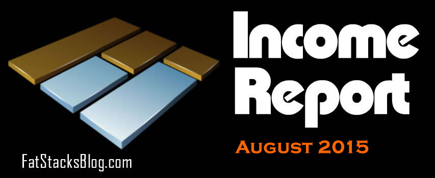 Income Report August 2015