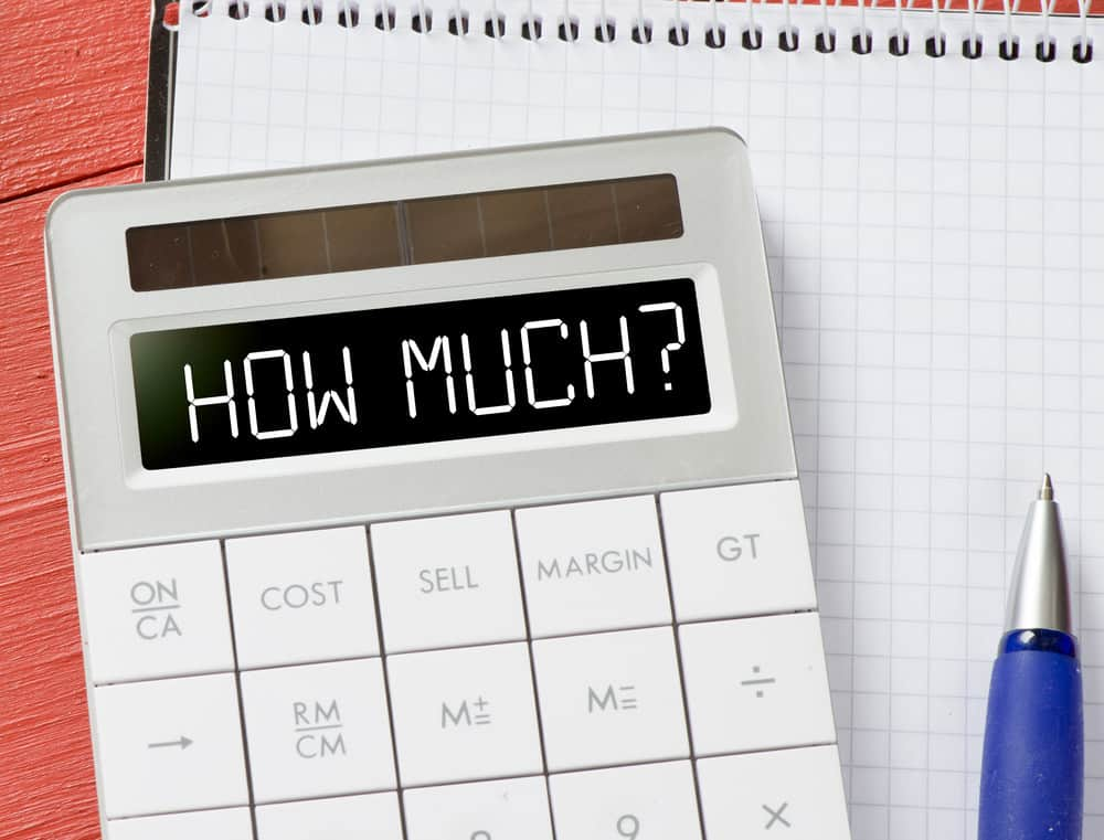 How much is your website worth