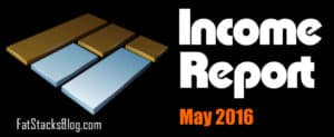 Income Report May 2016: $28,162 (2 Niche Sites)