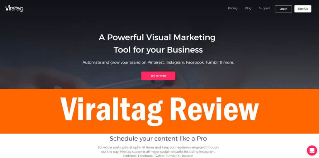 Viraltag Review