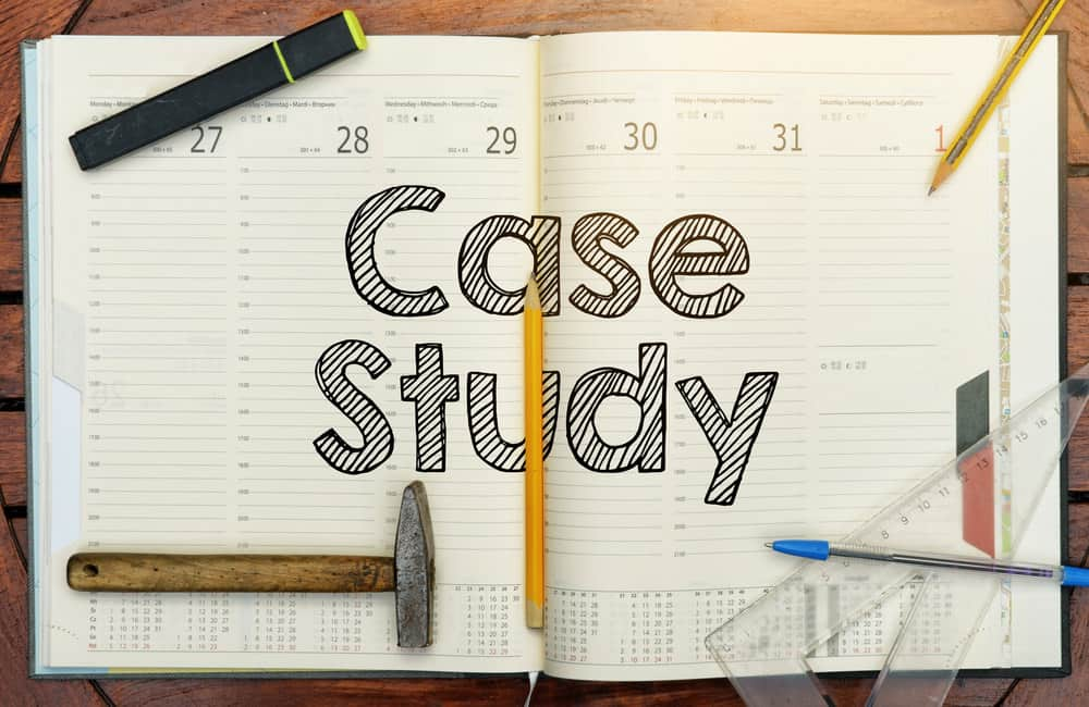 report on amazon case study According to the 2016 b2b content marketing trends report from the  best for your case study,  case flyer case study from kopywriting kourse.