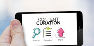 Curated content article