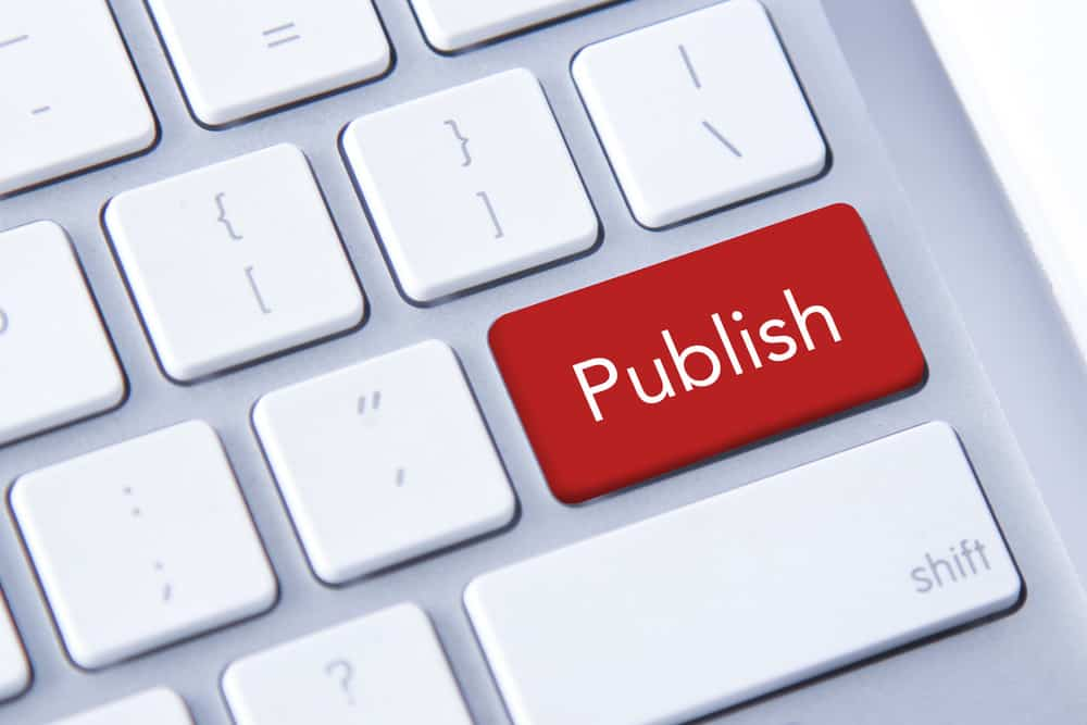 Publish content on blogs