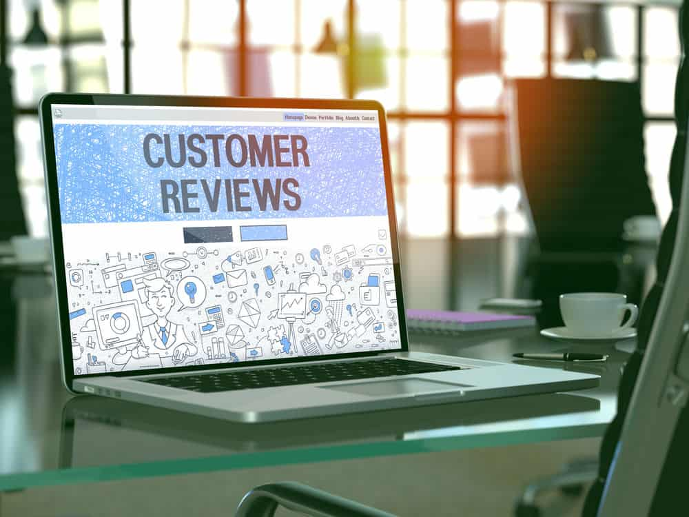 Customer reviews for physical products outrank affiliate reviews in search engines