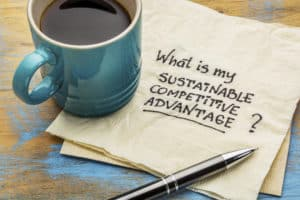 What is my competitive advantage as a blogger