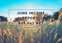 June 2018 Fat Stacks Blog Income Report