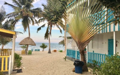 town of Placencia, Belize