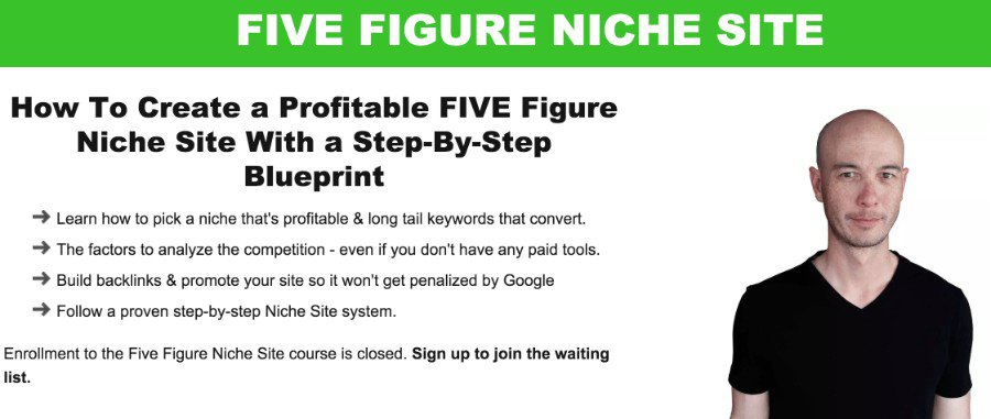 Five Figure Niche School
