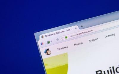 MailChimp email autoresponder service