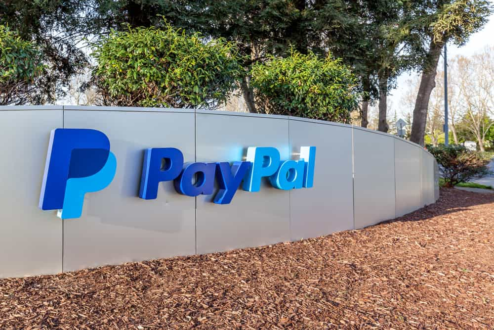 Photo of Paypal Headquarters signage