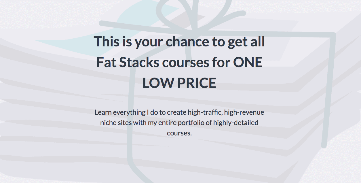 The Fat Stacks Bundle