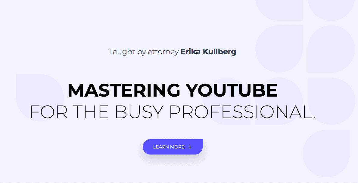 Mastering YouTube