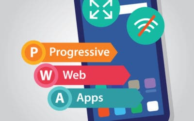 Progressive Web App Illustration