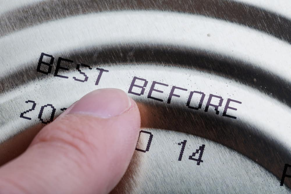 Best before date image