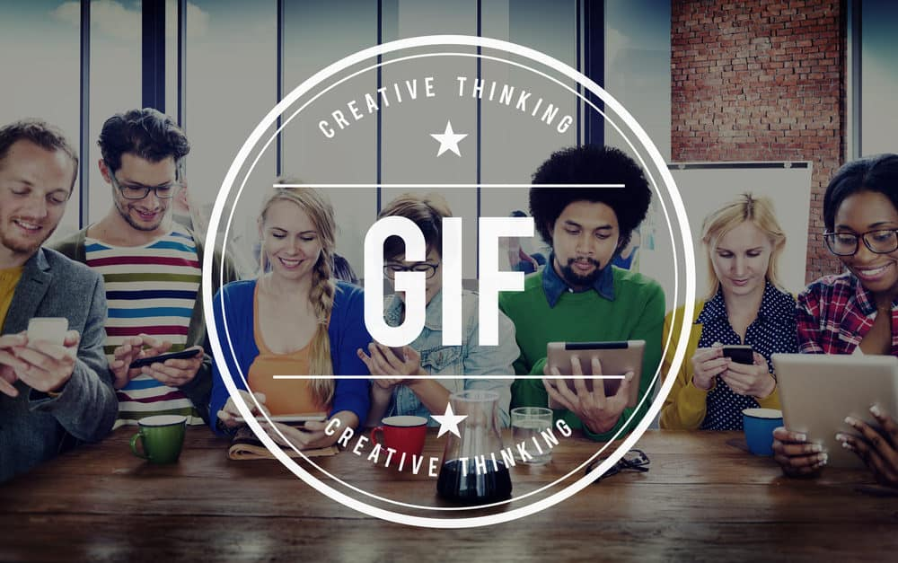 GIF poster