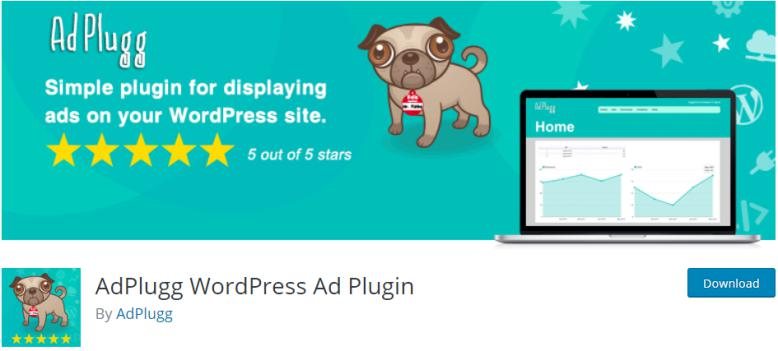 AdPlugg Free WordPress Ad Plugin for Ad Management