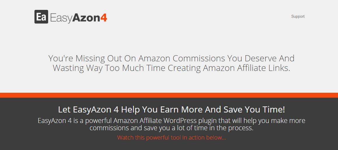 EasyAzon: Amazon Associates Affiliate Plugin