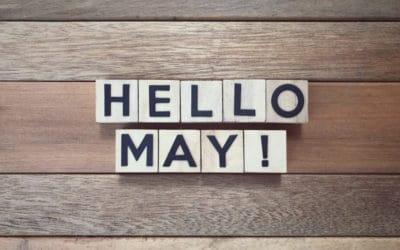 Hello May sign