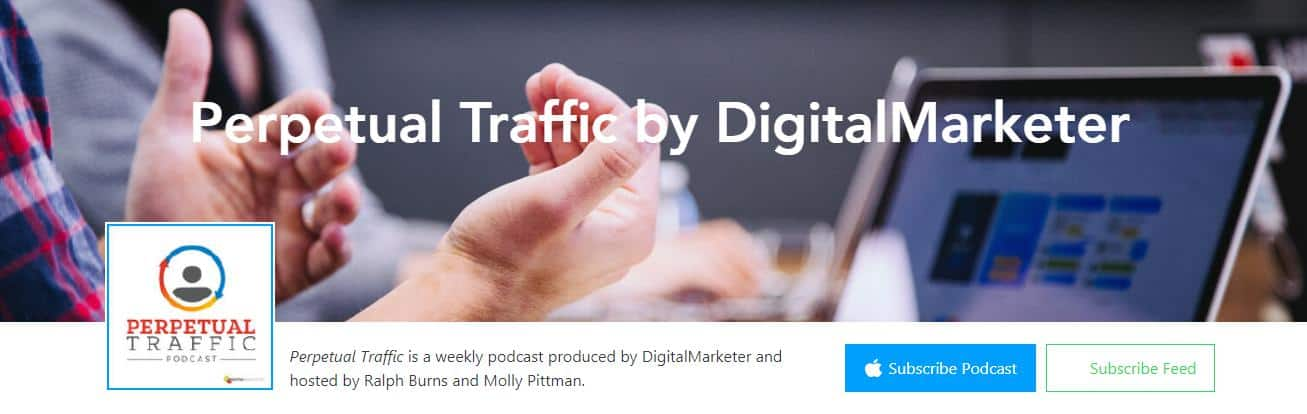 Perpetual Traffic by Digital Marketer