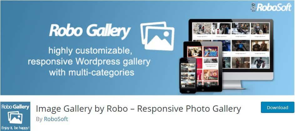 Robo Gallery plugin