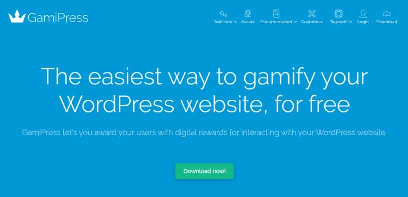 GamiPress plugin for gamification