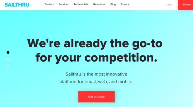 SailThru platform