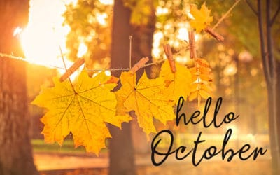 Hello October photo