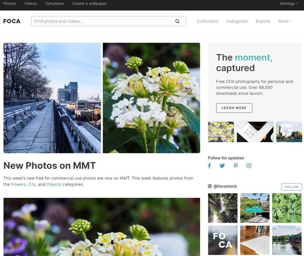 MMT Stock homepage