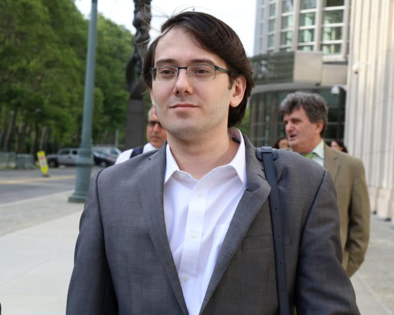 JUNE 29, 2017 - Martin Shkreli leaves federal court on June 29, 2017 in Brooklyn, New York