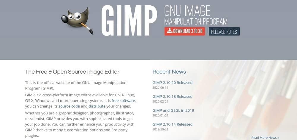 A screenshot of the GIMP pin designer software tool.