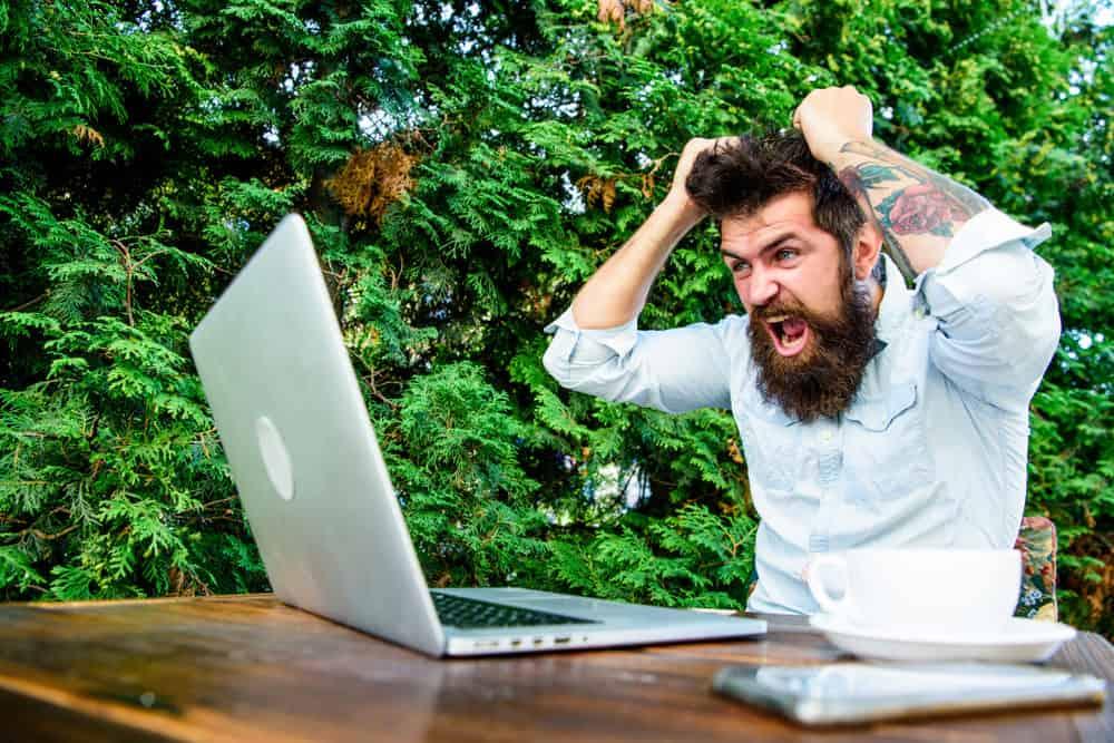 busy blogger