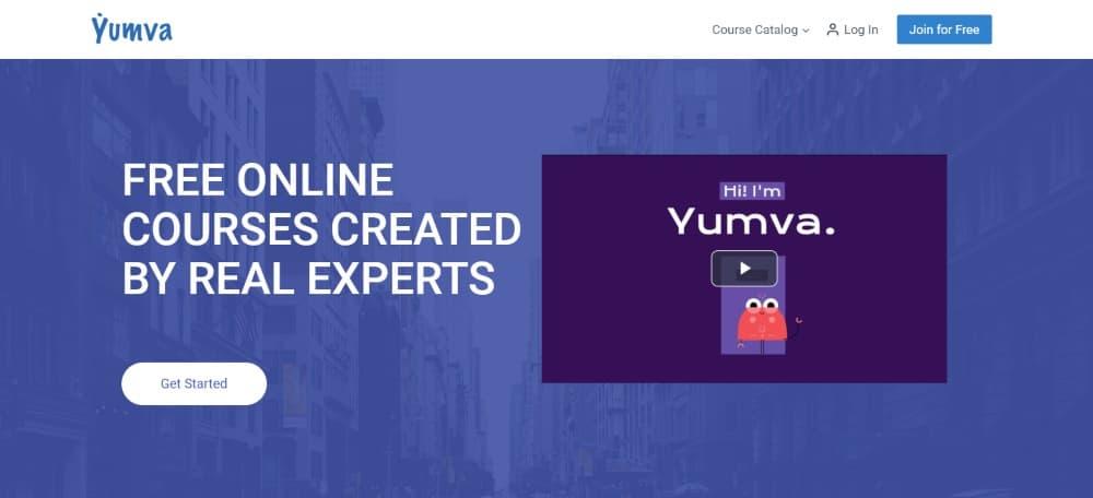 Yumva course platform