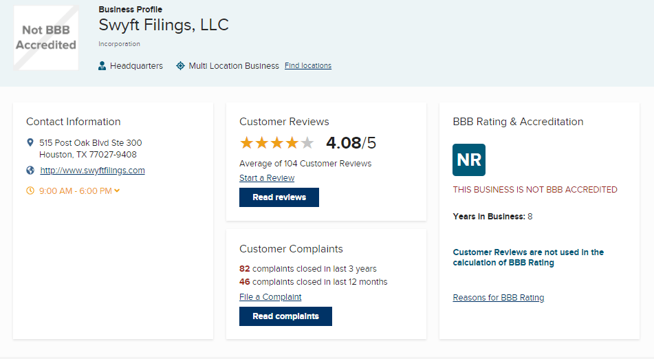 BBB rating.