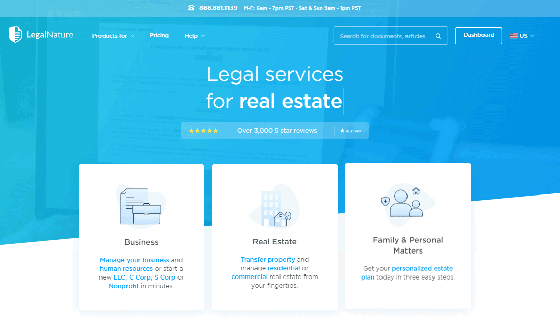 Why you need legal service. Business, real estate or family.