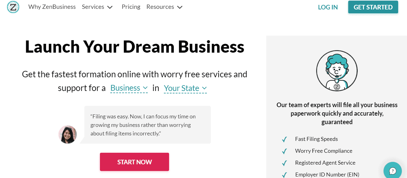 Introduction to ZenBusiness.