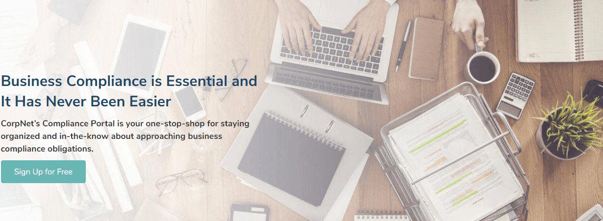 Corpnet Compliance Portal