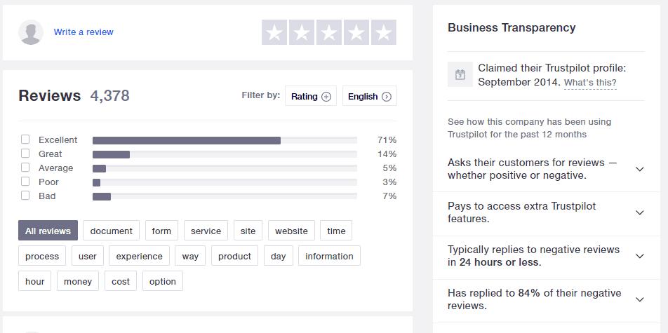 LegalNature Reviews