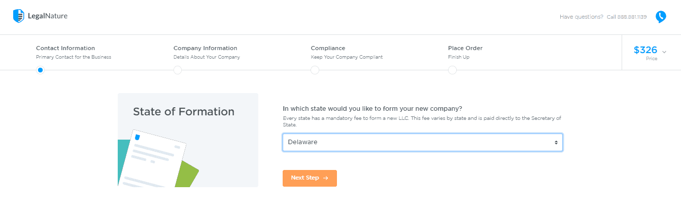 LegalNature Dashboard