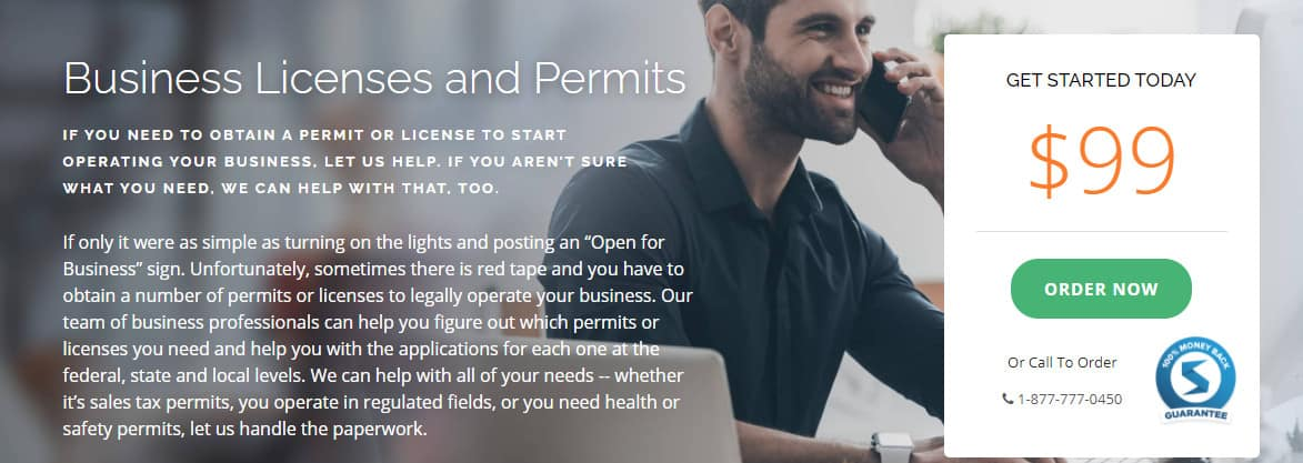 Swyft Filings - Business Licenses and Permits