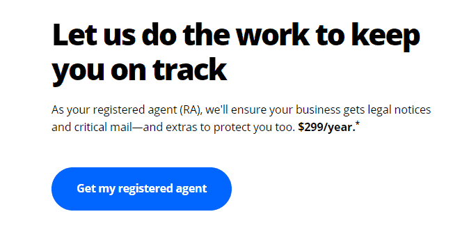 Registered Agent - LegalZoom