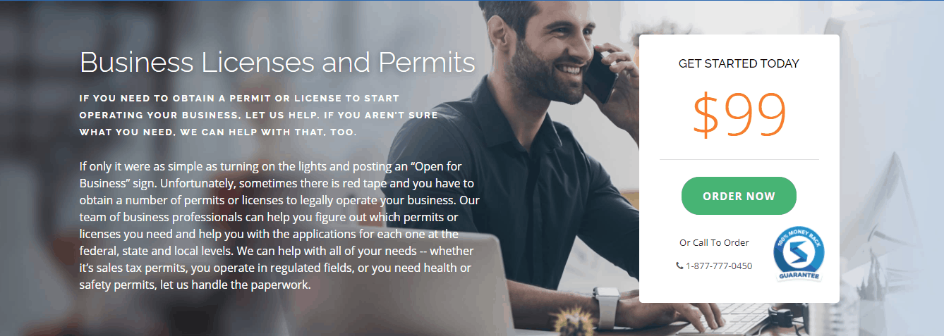 Business Licenses and Permits