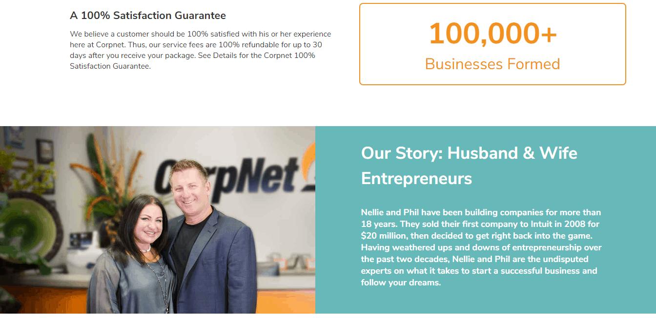 Corpnet Founders