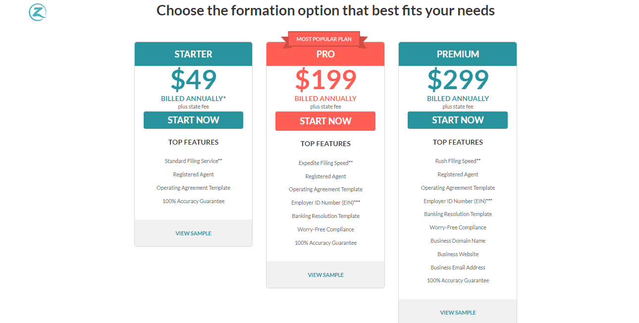 Formation Packages