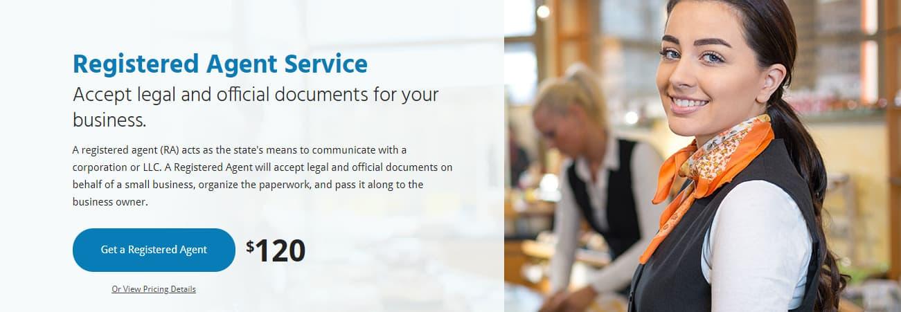 Registered Agent Services