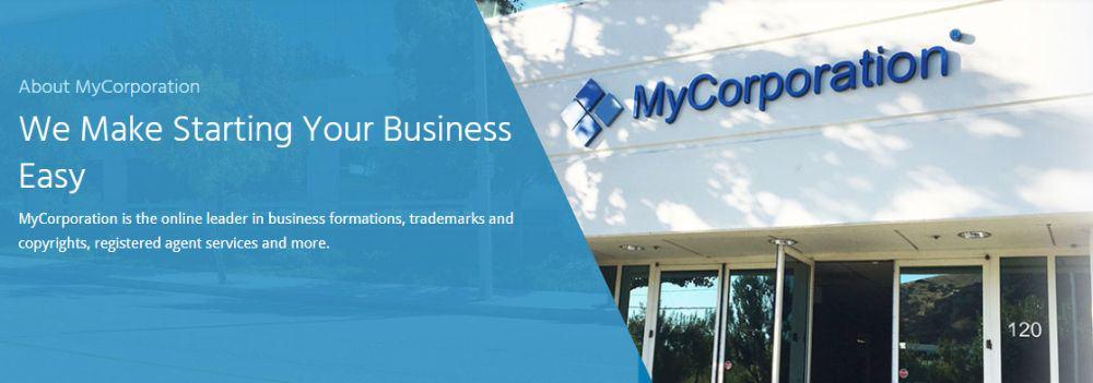 Why choose MyCorporation.